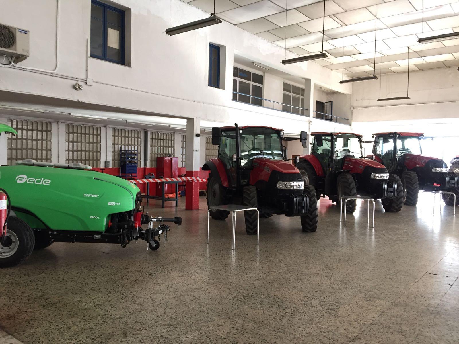 MecoTrac | Mecánica agrícola y turismo